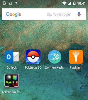 Pokemon Go - Abrir