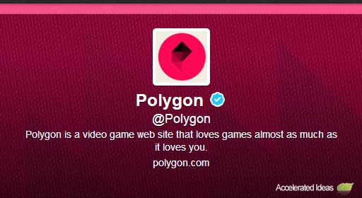 Polygon History - Polygons Twitter