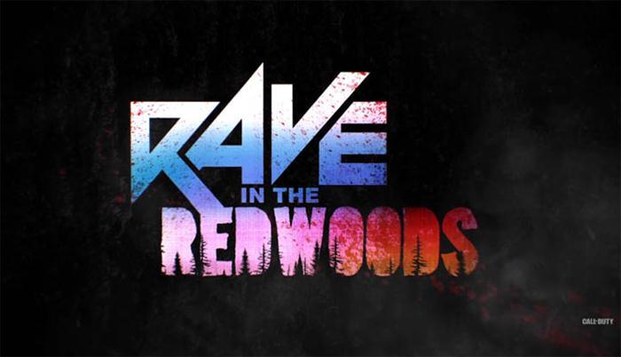 Rave in Redwoods - Zombies Infinite Warfare DLC 1