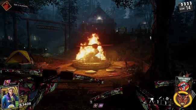 Rave in the Redwoods - How to Get The Crossbow Wonder Weapon