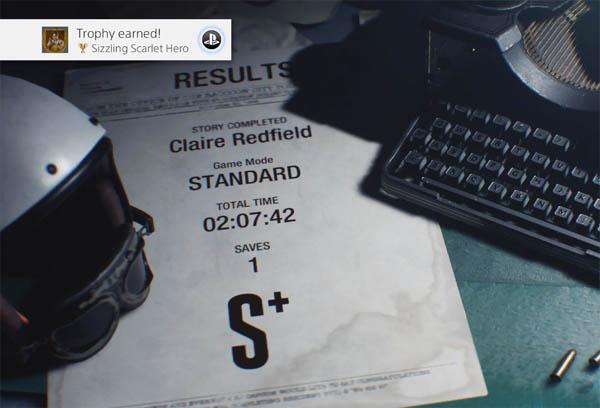 S Rank screenshot