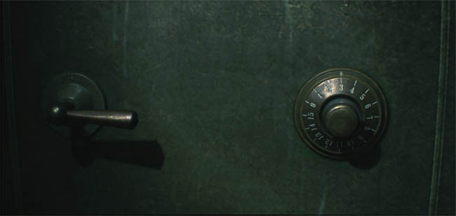 Resident Evil 2 Remake All Padlock Codes And Safe Numbers