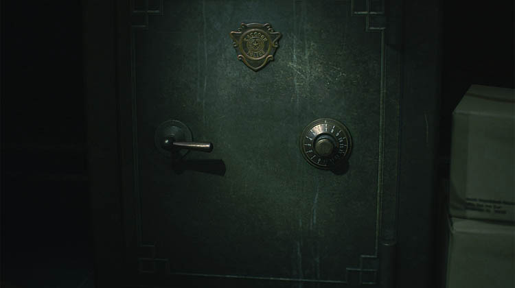 Resident Evil 2 Remake - ALL Padlock Codes and Safe Numbers