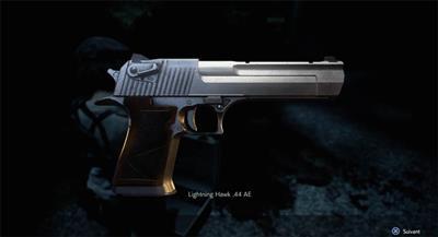 How to Get Lightning Hawk Magnum Weapon - Resident Evil 3 Remake