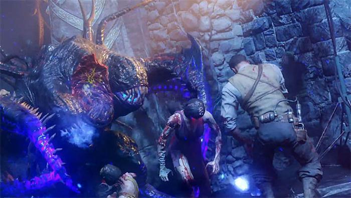 Revelations Gameplay Trailer - Apothicon Servant, DG4 and Lil Arnies