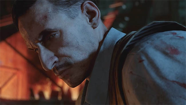 Richtofen in the forest