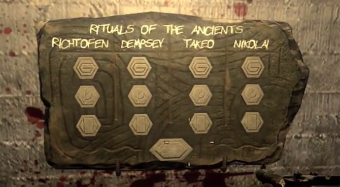 What Do The Rituals Of The Ancients Do Black Ops 2 Origins Zombies