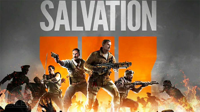 Salvation Zombies DLC Confirmed for Black Ops 3