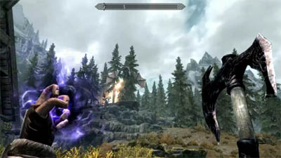 Download Skyrim 1.4 Patch - More FPS, Speed Improvements and Better Performance