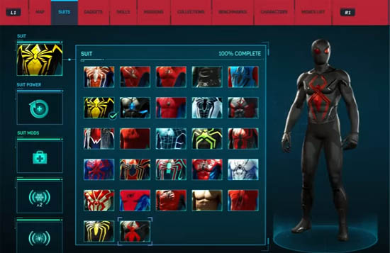 Spider-Man PS4 - How to Unlock ALL Suits | Accelerated Ideas