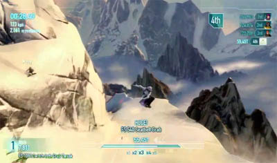 SSX (2012) Review - SSX is back and it's back to its best!