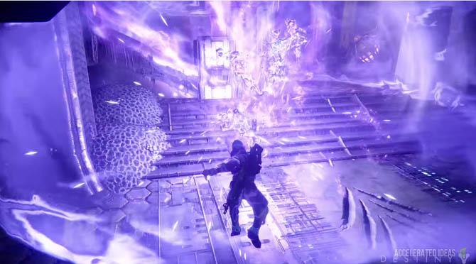 New Destiny Sub Classes and Supers - Gravity Bow, Flaming Hammer, Arc Storm
