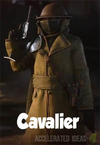 Cavalier character