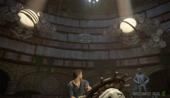 Uncharted 4 Chapter 12 Puzzle Solution Rotating Balls And Symbols
