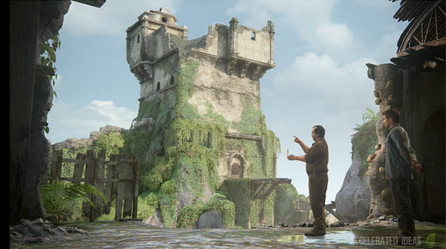 Uncharted 4 - Chapter 2 and 8 Puzzle Solutions