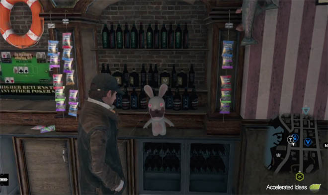 Watch Dogs - Jedediah's Bar