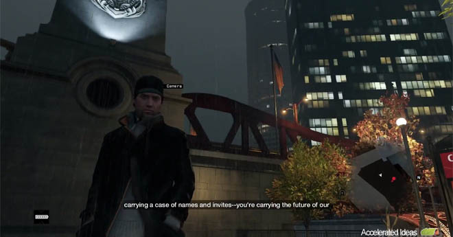 Watch Dogs - Merto City