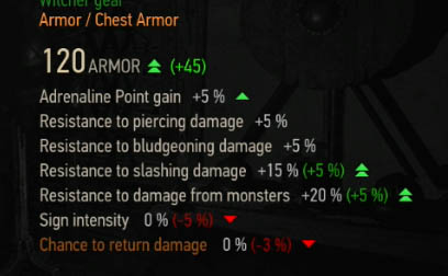 armour rating