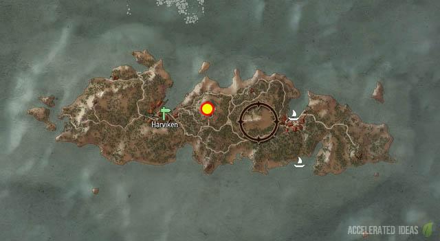 Witcher 3 - Feline Upgrade Diagram Locations (Enhanced, Superior ...