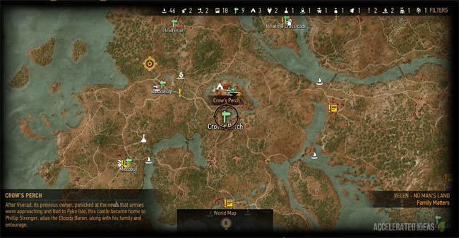 Witcher 3 Best Armor And Master Armorer Location Accelerated Ideas