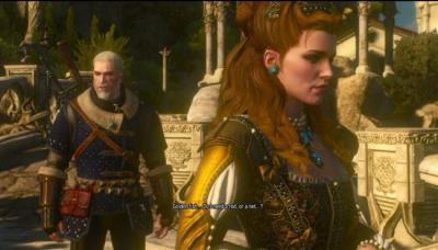 Witcher 3 Blood & Wine: All Endings with Dialogue Choices