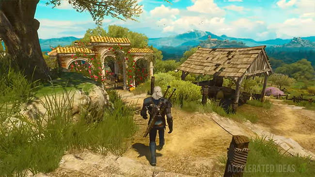 Witcher 3 Blood & Wine: Corvo Bianco Upgrade Guide