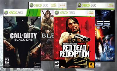 Best Xbox 360 Backwards Compatible Games for Xbox One