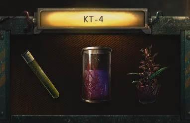 KT-4 Parts