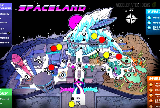 Zombies in Spaceland - Pack a Pack Location and How to Unlock ... on