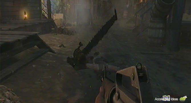How to build Head Chopper Buildable (Chainsaw) - Black Ops 2 Zombies