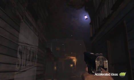 Black Ops 2 Buried - Easter Egg Step 3