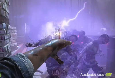 Zombies Mob Of The Dead How To Get Hells Redeemer Accelerated Ideas