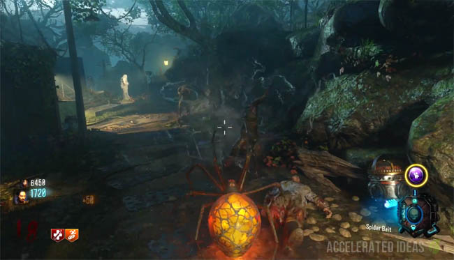 Zetsubou no Shima - How to Get Spider Bait WW (Controllable Spider)