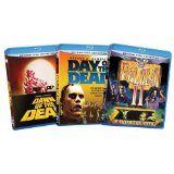 Zombie Bundle (Day of the Dead / Dawn of the / Dead Evil Dead II) (Amazon.com Exclusive) [Blu-ray]