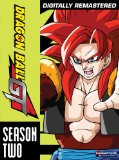 Dragon Ball GT: Season Two (inclui um filme Hero's Legacy)