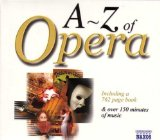 A - Z of Opera (inclui brochura 762 paginas) 