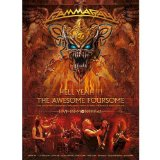 Gamma Ray - Hell Yeah! The Awesome Foursome: Live In Montreal