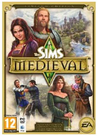 O Jogo The Sims Medieval - Limited Edition