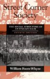 Imagen para Sociedade de esquina: a estrutura social de um italiano Slum