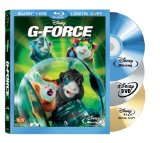G-Force (Three-Disc DVD / Blu-ray Combo   Digital Copy) [Blu-ray]